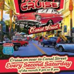 Canal Street Car Show New Smyrna Beach Florida Saturday