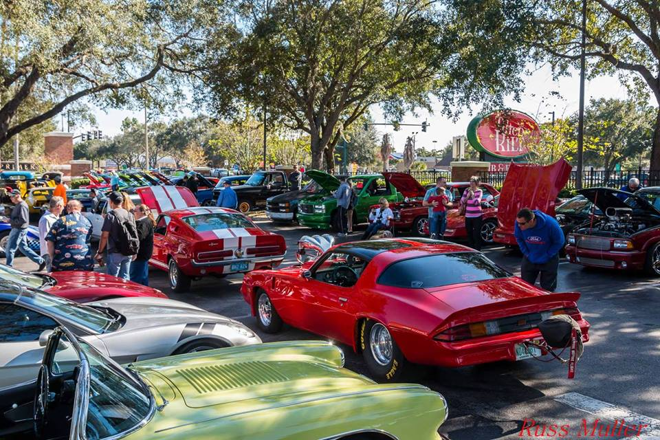 Florida Car Scene A YearRound Experience FLA Car Shows - Car show florida