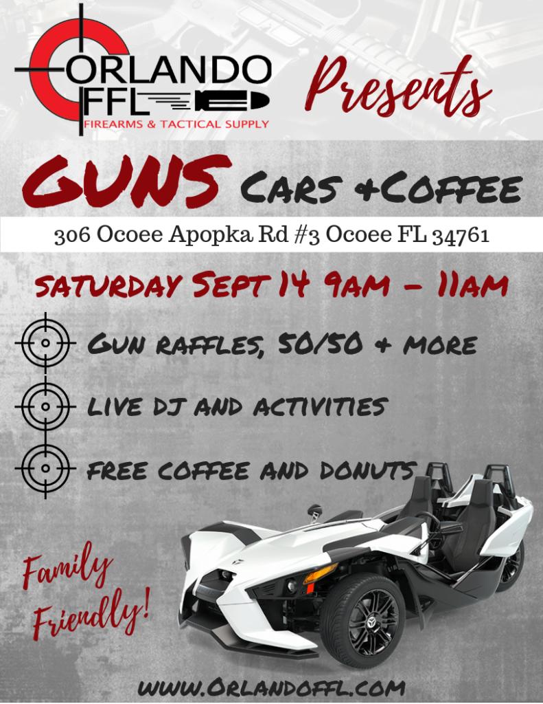 Car show in Ocoee Florida on Saturdays