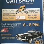 car show in port saint lucie florida on thursdays