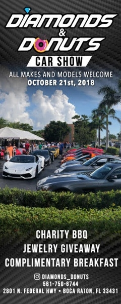 Sunday FLA Car Shows - Exotic car show florida 2018
