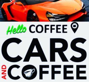 Hello Coffee car meet