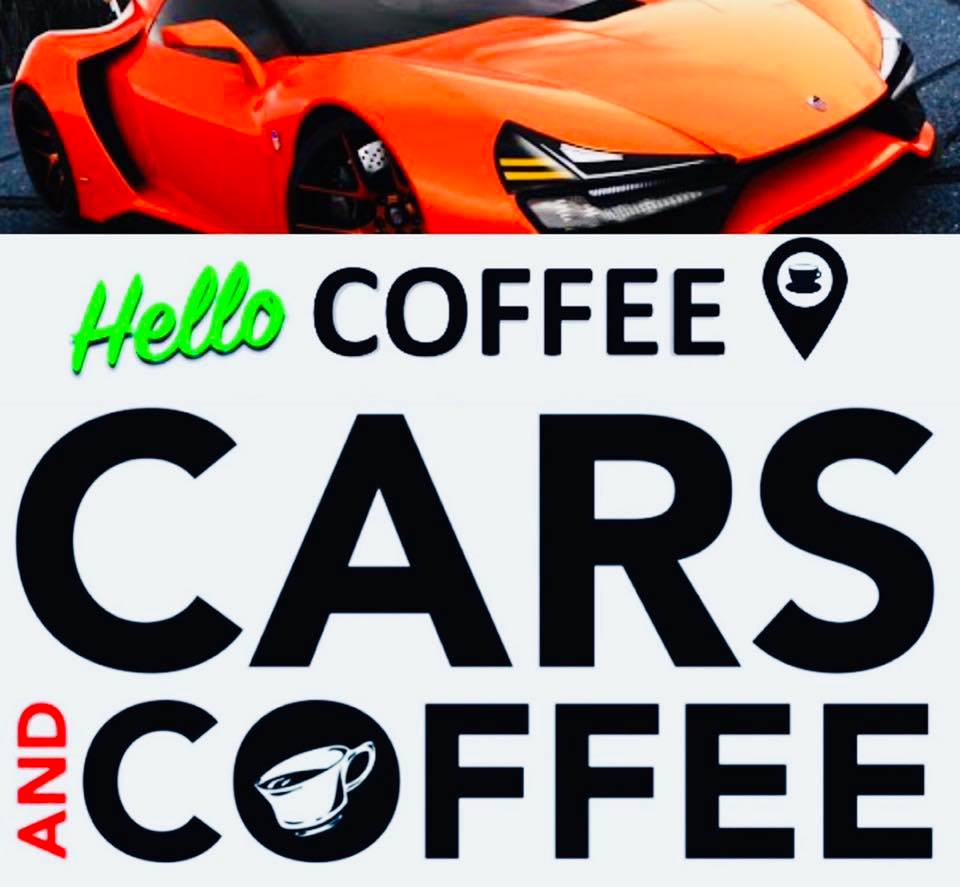 Hello Coffee car meet