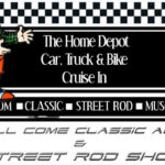 The Home Depot Car Cruise In Pace Florida Fridays