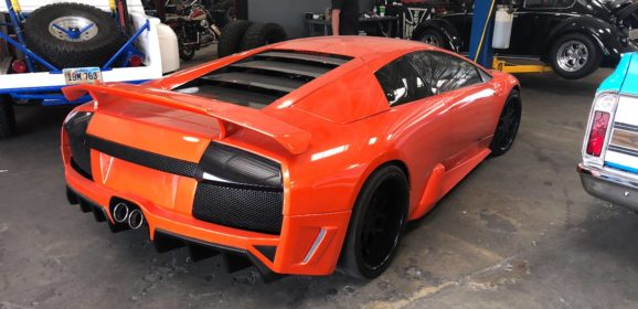I Bought a Film-Famous Murcielago for $80K, and Then Things Got Weird