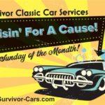 Car cruise show in Palmetto Florida on Sundays