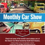 Car show in Jupiter Florida on saturdays
