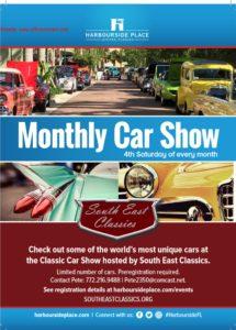 Car show in Jupiter Florida on saturdays