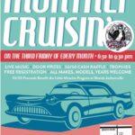 Car show in Jacksonville Florida on Fridays