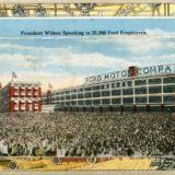 24 Amazing Views of Ford's Detroit Plant circa 1917