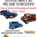car show in margate florida on sundays