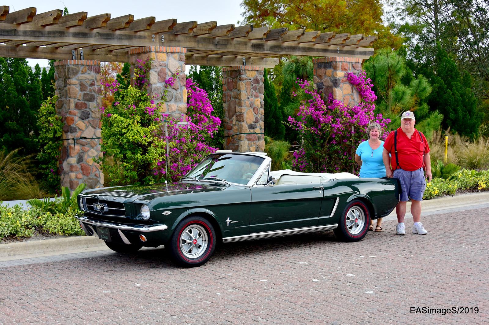 Ed Mustang