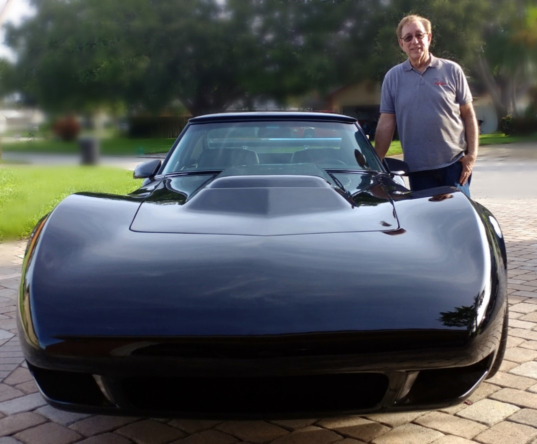 Larrys Corvette