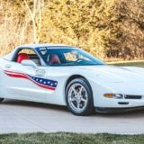 Rare 1 of 22 Indy 500 Festival Corvette
