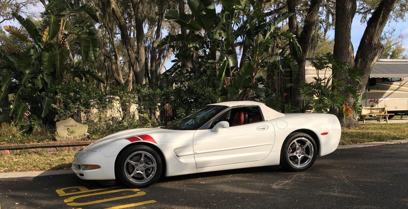 Bobby Corvette