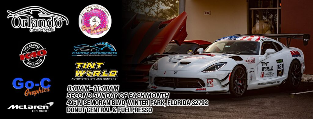 car show in winter park florida on sundays