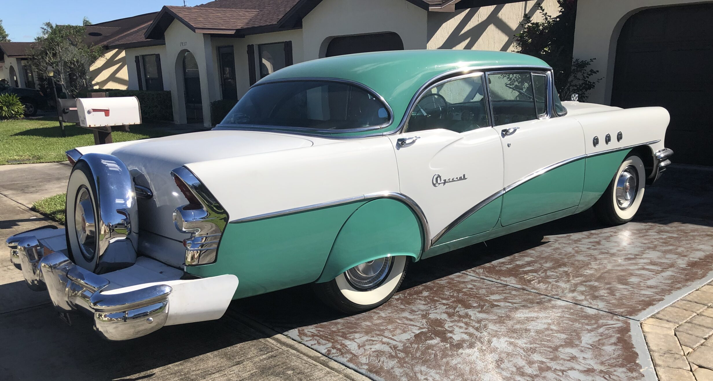 Terry 1955 Buick