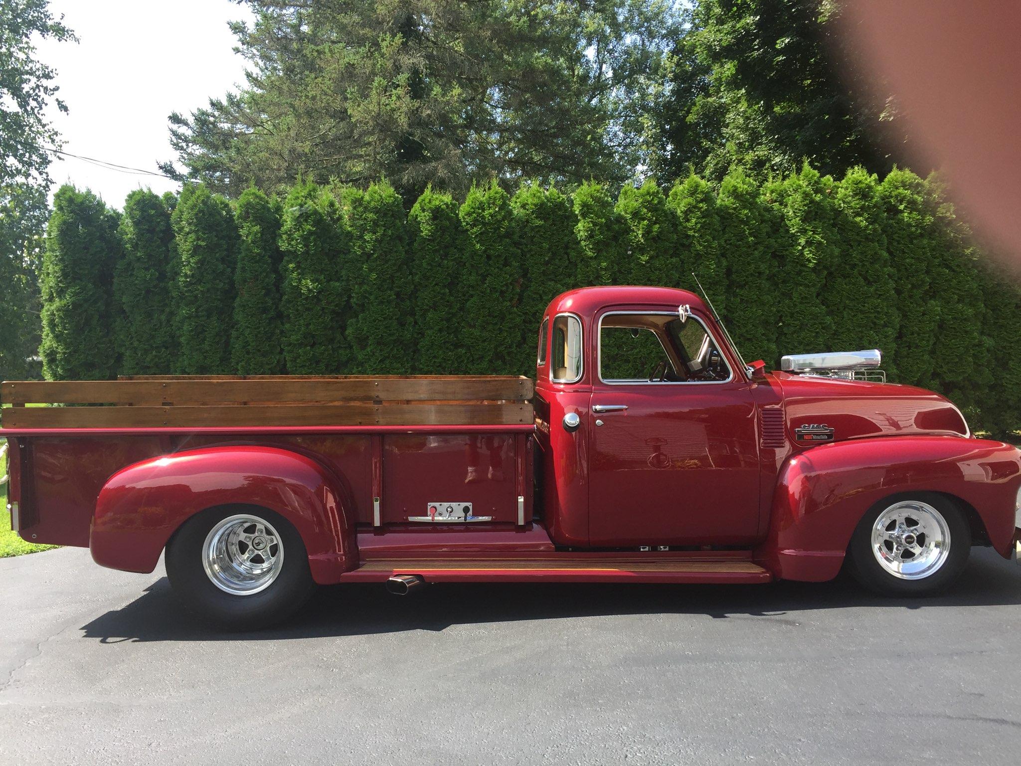 Vince Truck