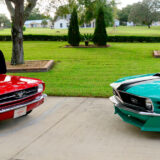 Husband & Wife Fastbacks