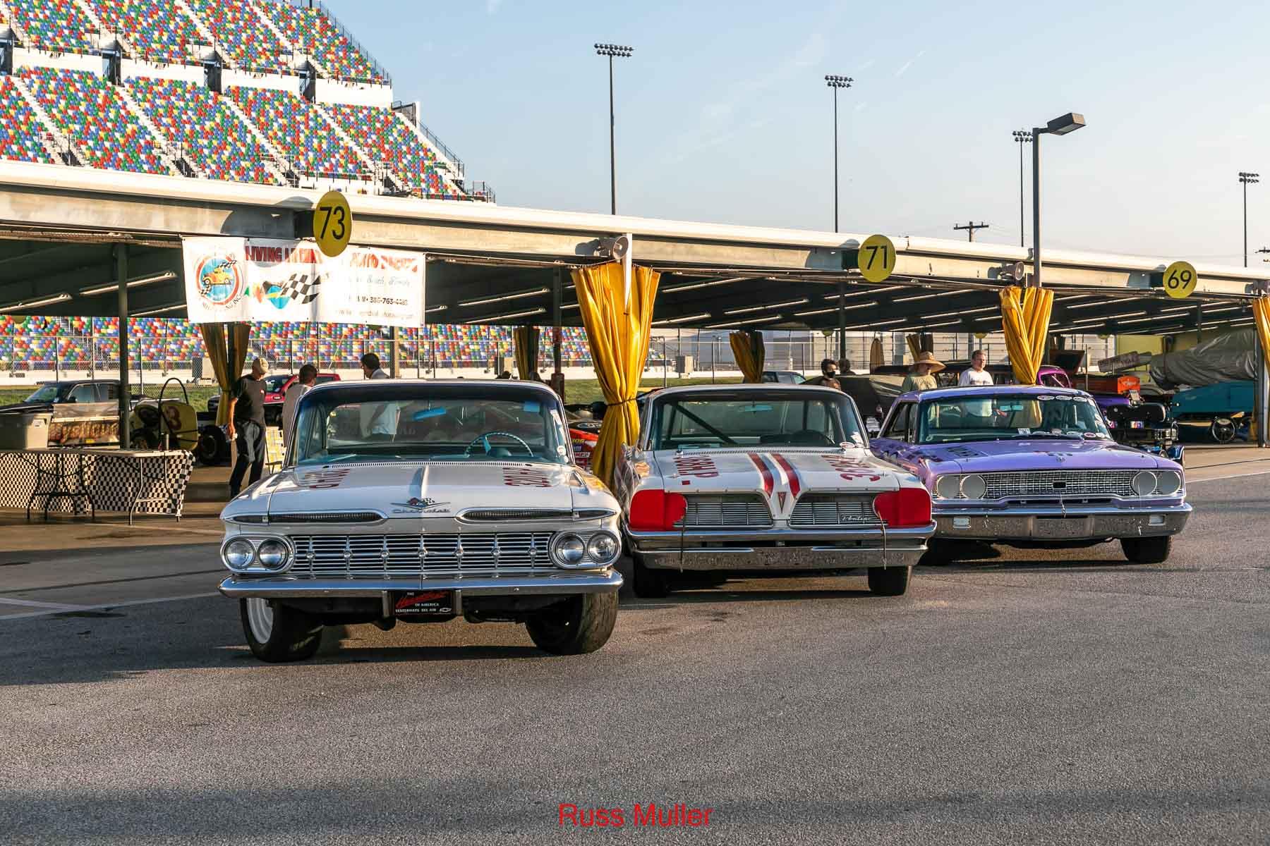 Daytona Car Show 2021