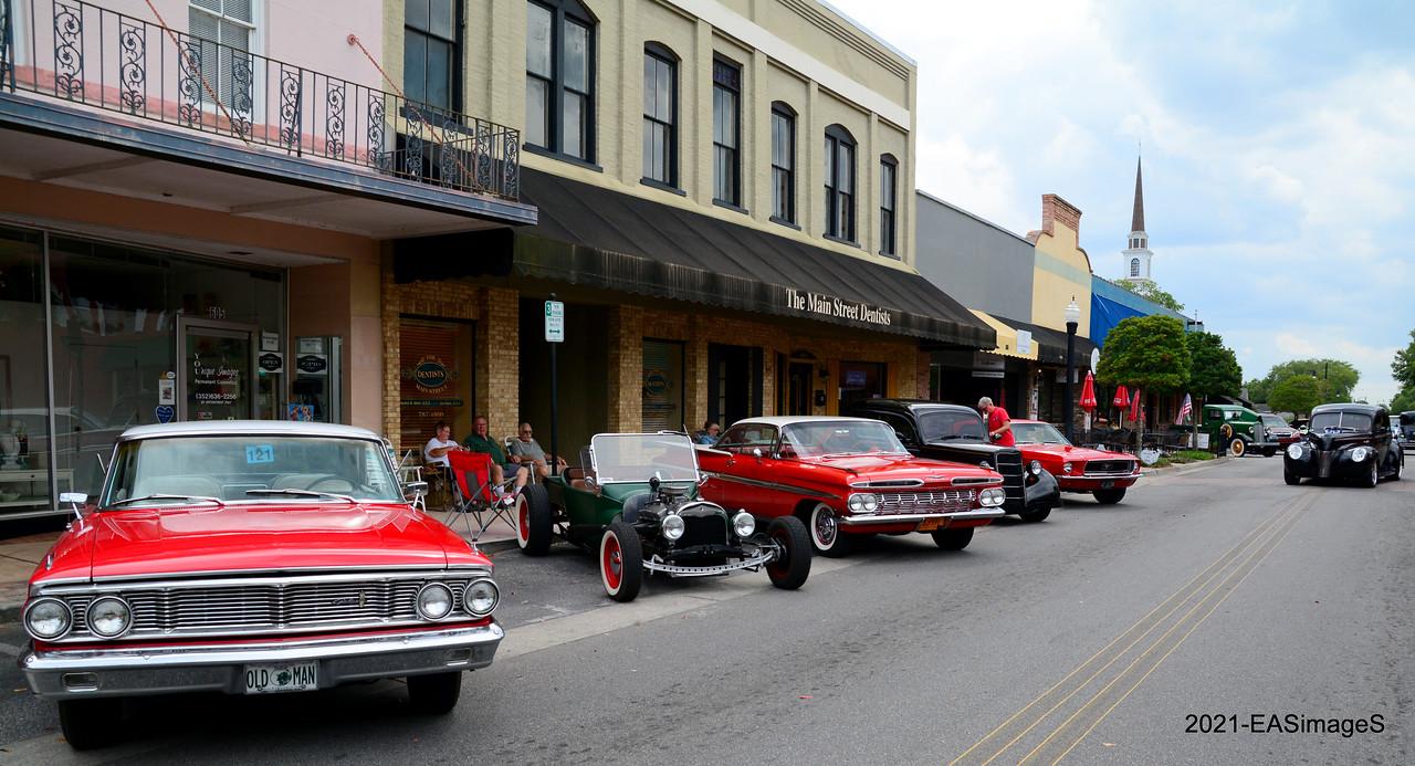 Leesburg Car Show