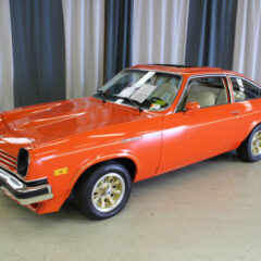 Very Rare Orange Cosworth Vega
