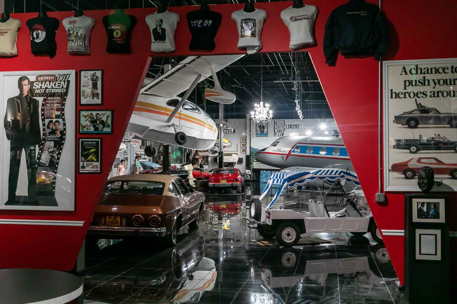 Dezerland Auto Museum Orlando Florida