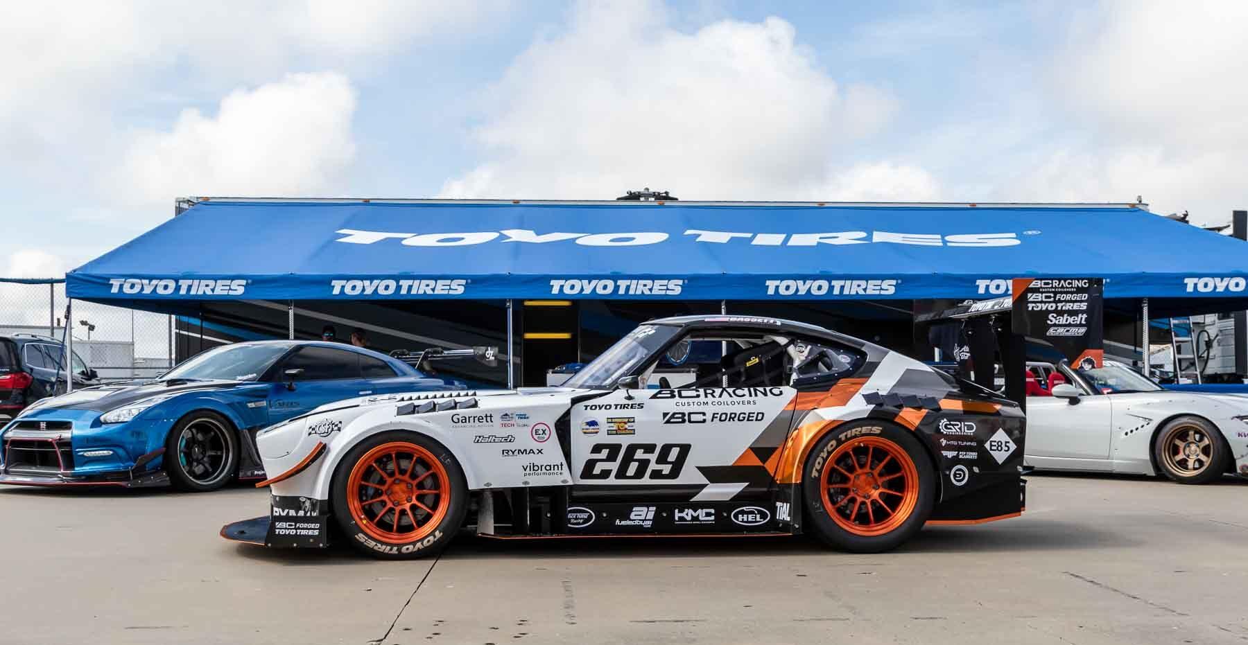 Daytona Raceway Roundup